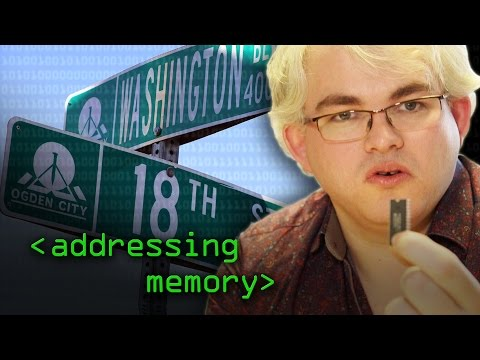 Addressing Memory - Computerphile