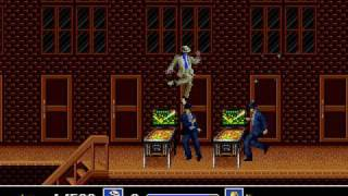 Michael Jackson's Moonwalker for Sega Genesis