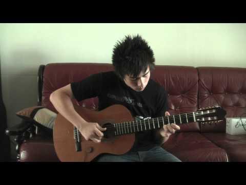 (Mason Williams) Classical Gas - Alex Wong