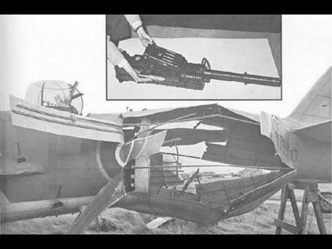 Боевая эффективность пушек и пулеметов на самолеты второй мировой войны (Живучесть ЛА)
