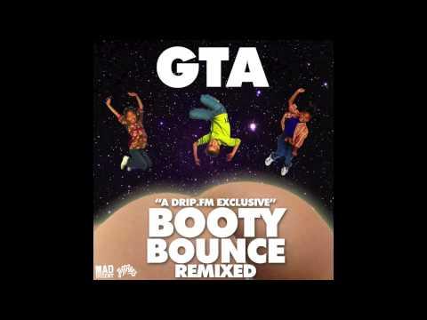 GTA -  Booty Bounce Feat. DJ Funk (Happy Colors Trippy Trap Remix)