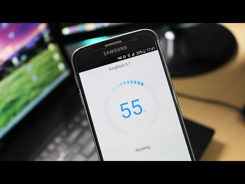 How To Root Samsung Galaxy Devices With KingRoot Tool 2017 (One Click Method)