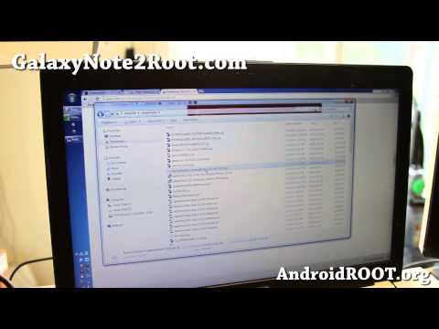 How to Unlock Bootloader and Root Verizon Note 2!