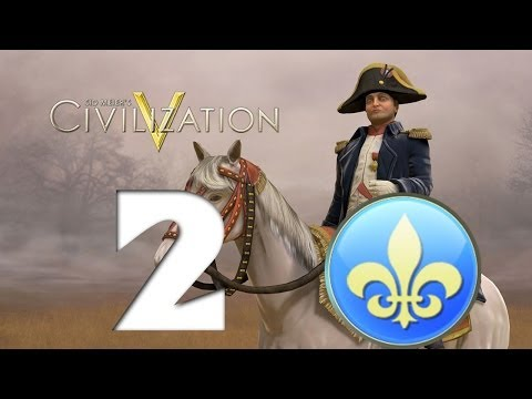 Civilization 5: France (Tourism) - Part 2