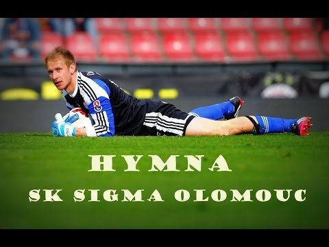 První videjko, spíše takové zkušební. Hymna fotbalového klubu SK Sigma Olomouc.