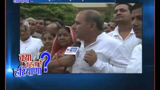 Palwal chunavi chaupal with jai prakash sharma india news
