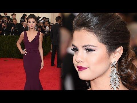 Selena Gomez on the Red Carpet Met Gala Fashion 2014 thumbnail