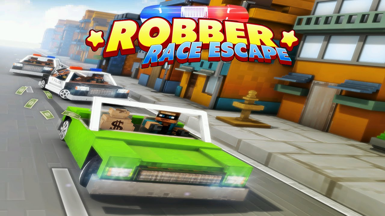 Android-Robber Race Escape