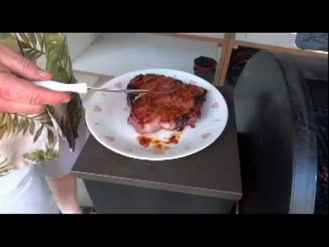 How to Grill T-Bone Steaks on a Traeger Smoker Grill