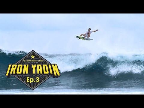 IRON YADIN: Episode 3 -- A Change in...
