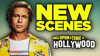 Once Upon A Time In Hollywood NEW SCENES Breakdown!
