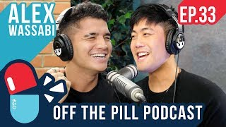 Alex Sparring with Deji, KSI & FouseyTube (Ft. Alex Wassabi) - Off The Pill Podcast #33