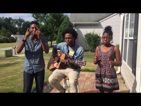 "Check out our cover/snippet of ""Good Good Father"" by Chris Tomlin (Darrel Walls version) Hope it blesses you ! Like/Share with a friend! Facebook Page: https://www.facebook.com/KH32012/ Instagram..."