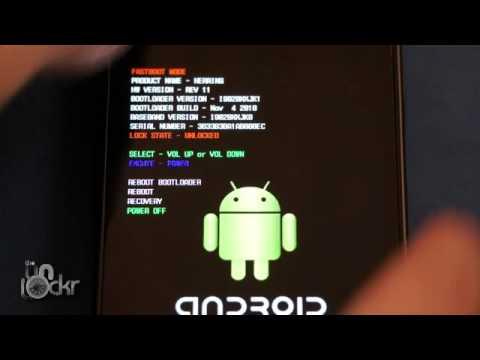 How To - Root the Samsung Nexus S