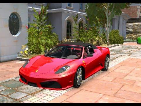 Gta Rich House Gta 4 House Ferrari Mod