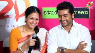 Why Jyothika Is Not On Twitter?