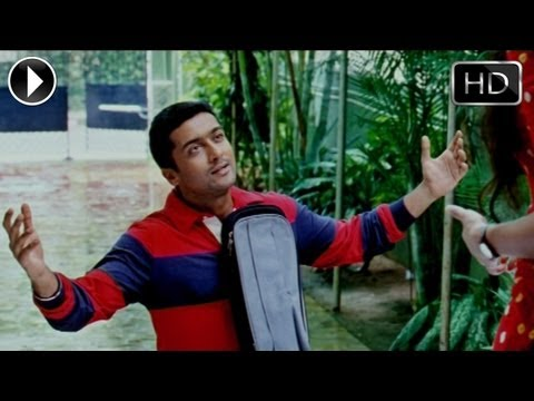 Surya Son of Krishnan Telugu Movie - Surya Goes to Sameera Reddy...
