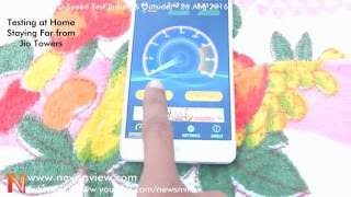 Reliance Jio 4G Speed Test | 4G Tower Check | 4G Slow Speed Issue | Detail Review