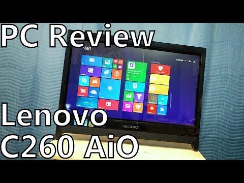 PC Review: Lenovo C260 - Touchscreen Windows 8.1 Budget AiO