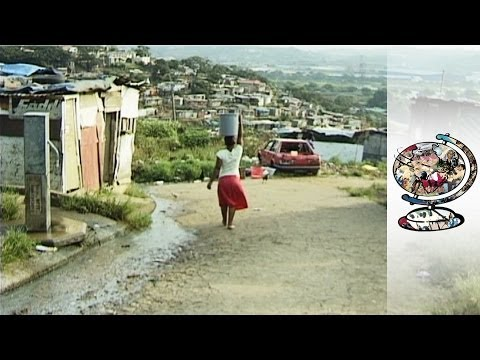 The South African Shack Dwellers Trying to Find a Voice
