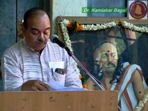Lecture By Sudhir G. Vaidya On Importance Of om Shri Datta Or shri Gurudev Datta. video