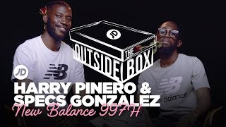 """""""Valentine's Advice From a Buff Ting"""" Harry Pinero & Specs Gonzalez   Outside The Box"""