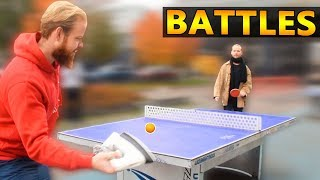 Ping Pong Battles against Strangers 3