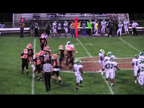 Cody Cotton Highlight film SS/DB/QB Walther Lutheran High School 2011