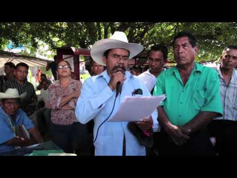 Segunda Marcha por Territorios libres de Represas y Minería en Tapachula (Chiapas, México)