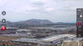 Dji inspire 1 long rang 8,415 ft distance