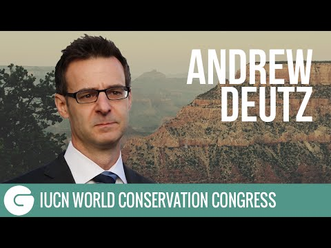Andrew Deutz | IUCN World Conservation Congress
