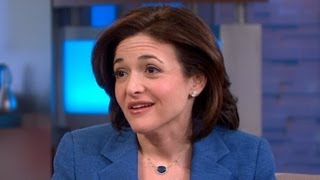 Sheryl Sandberg Book 'Lean In': Facebook COO on How Women 'Sabotage' Their Careers