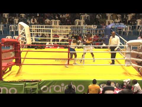 Everlyne Odero Vs Sarah Achieng Full Fight