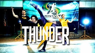 Download Lagu Thunder - Imagine Dragons l Dance l Chakaboom Fitness l Choreography l coreografia zumba Gratis STAFABAND