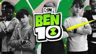 Ben 10 - Stunt Pop-Up | Cartoon Network