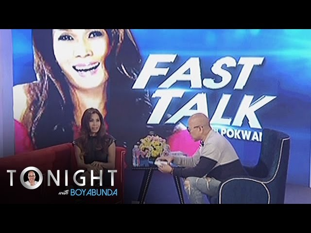 TWBA: Fast Talk with Pokwang