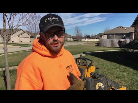 Mower Training | New Employee Training Video | Scooter's Lawn Care