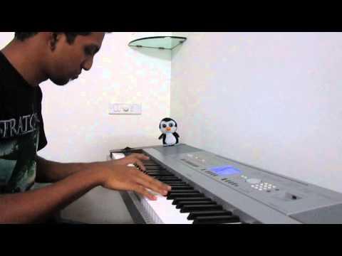 Adnan Sami - Tera Chehra (piano cover)