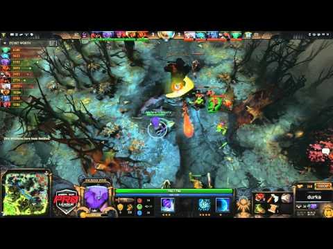 London Conspiracy vs Team Tinker Game 2 - MLG Pro League Asian Division 1 - @durkadota