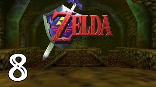 Dodongo's Cavern - The Legend of Zelda: Ocarina of Time - Episode 8