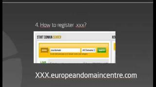 .XXX domains - All you need to know about the .XXX domain