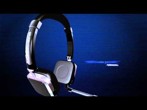 Stereo and Chat Headset for 3DS - videoclip