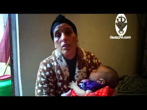 أسرة تناشد المساعدة لإسعاف طفلها الذي لا ينمو