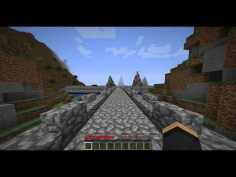 Minecraft Reviews- Temple Run (Adventure Map)