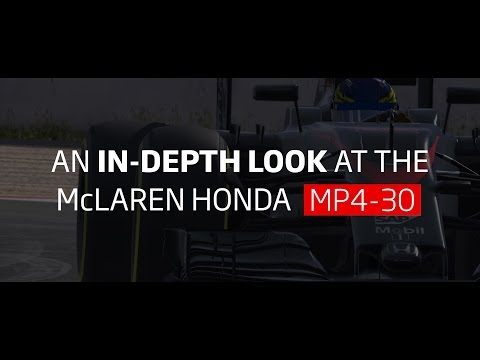 An In-Depth Look at the McLaren-Honda MP4-30 | Available Now on iRacing