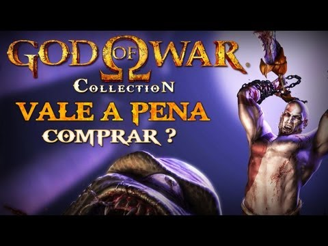 God of War: Collection - Vale a pena investir ? - Noberto Gamer?