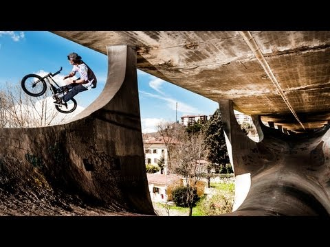 BMX Trip around Italy - Red Bull Design Quest 2013 - Recap
