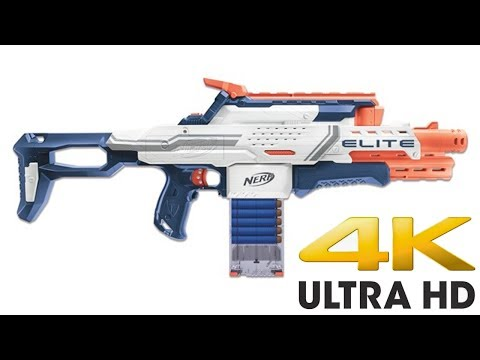 NERF N-Strike Elite Nerf Cam ECS-12 Unboxing and Review