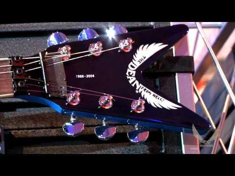 """Dean Guitars 2015 N.A.M.M. Highlights - Original """"Dean from Hell"""""""