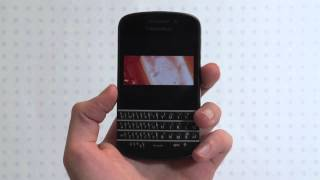 BlackBerry Q10 tips and tricks